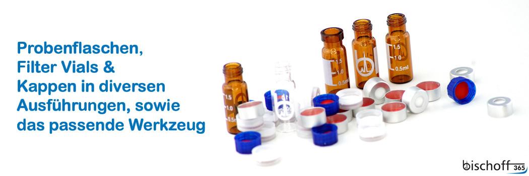 Probenflaschen & Verschlüsse